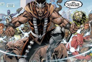 Gorgon, uno dei più forti Inumani della Marvel