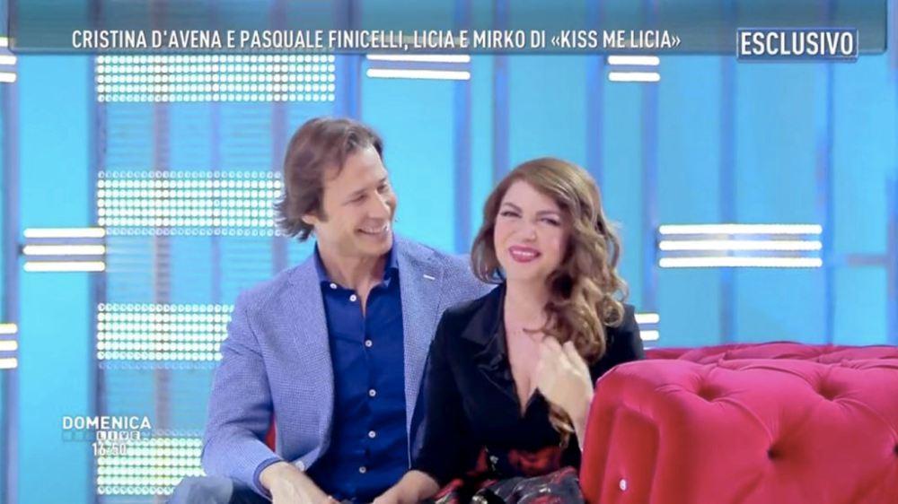 Cristina D'Avena e Pasquale Finicelli, i due protagonisti di Love Me Licia, oggi
