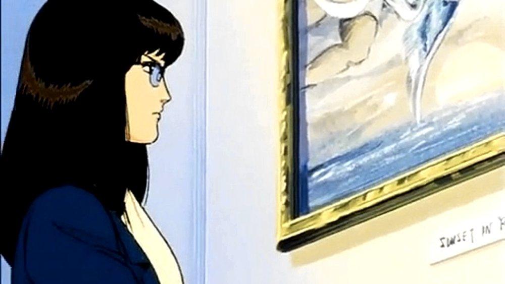 Alice, ovvero Mitsuko Asatani, collega di Matthew