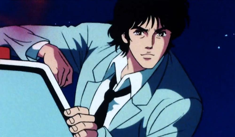 Matthew, alias Toshio Utsumi, il protagonista maschile di Occhi di gatto