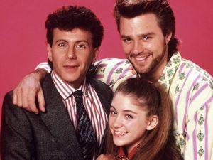 I miei due papà, sitcom anni '80 che presentava due uomini che avevano amato la stessa donna e ora ne allevavano la figlia