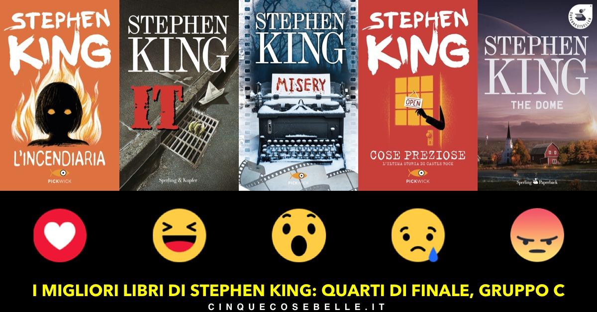 Il gruppo C su Stephen King