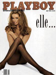 La celebre copertina con Elle Macpherson
