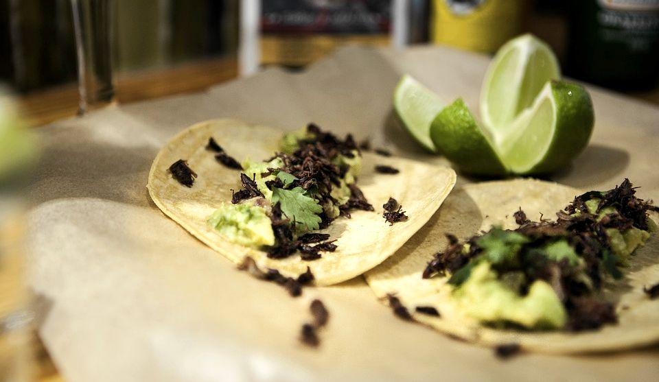 La tortilla messicana