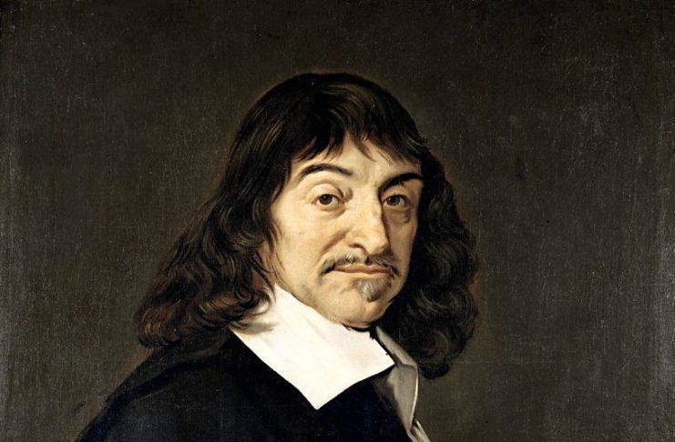 Un celebre ritratto di Cartesio, autore di una delle più importanti frasi dei filosofi