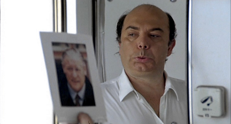 Lino Banfi nei panni di Oronzo Canà, nume tutelare di chiunque cerchi consigli per l'asta del Fantacalcio