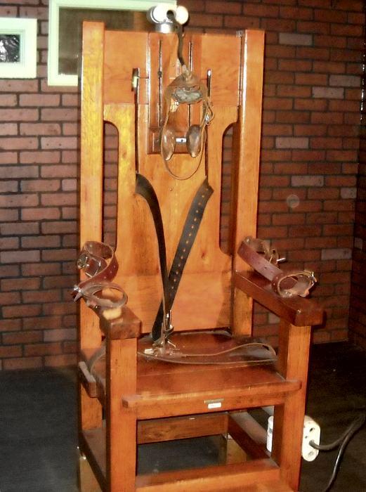 La costituzione americana cinque cose da sapere cinque for Morte con sedia elettrica