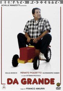 Da grande, uno dei film di maggior successo di Renato Pozzetto