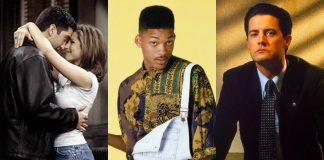 La lista dei telefilm degli anni '90 più popolari