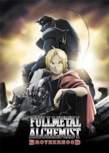 Brotherhood, la seconda animata di Fullmetal Alchemist, uno dei migliori anime di tutti i tempi