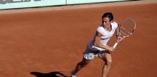 Francesca Schiavone al Roland Garros del 2011
