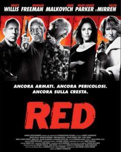 Red e il suo cast stellare