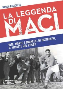 La leggenda di Maci, il libro di Marco Pastonesi su Mario Battaglini