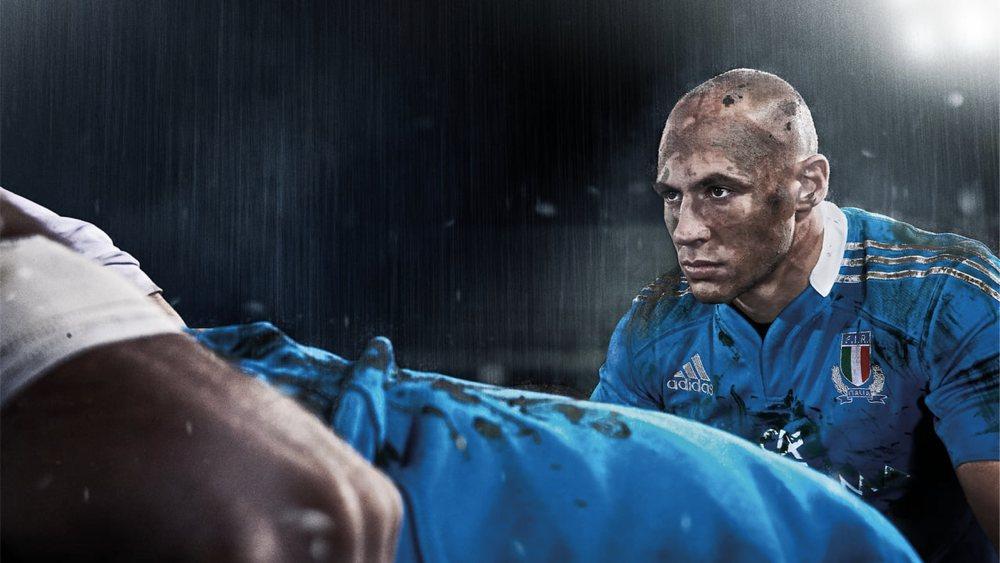 Sergio Parisse nello spot realizzato da D-Max nel 2014 per il 6 Nazioni