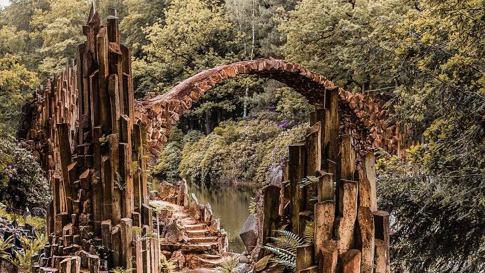 Un ponte da favola