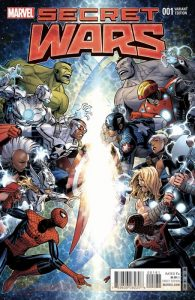Secret Wars, l'evento Marvel che ha fuso la continuity ufficiale con quella Ultimate
