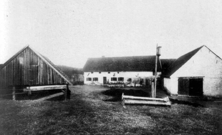 La fattoria dei Gruber in Baviera