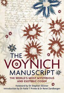 Uno dei molti libri dedicati ai misteri irrisolti del codice Voynich