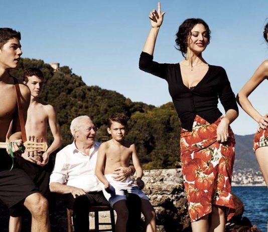 Monica Bellucci e Bianca Balti, due tra le più famose modelle italiane
