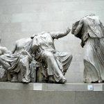 Statue del Partenone conservate al British Museum