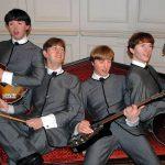I Beatles al Museo delle cere di Madame Tussauds (foto di Axel Schwenke via Flickr)