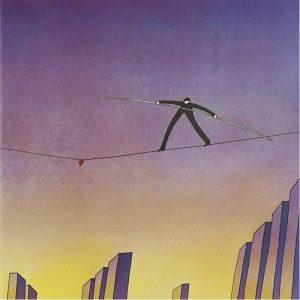 La copertina di Anima, l'album di Riccardo Cocciante che conteneva Quando finisce un amore