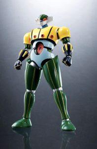 La statuina di Jeeg robot d'acciaio