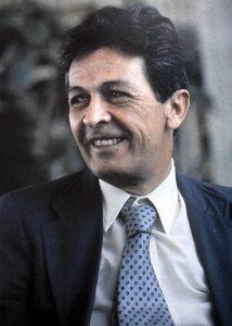 Enrico Berlinguer, leader del PCI tra gli anni '70 e '80