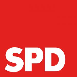 Il simbolo della SPD tedesca