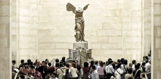 La Nike di Samotracia e le altre grandi statue dell'arte greca