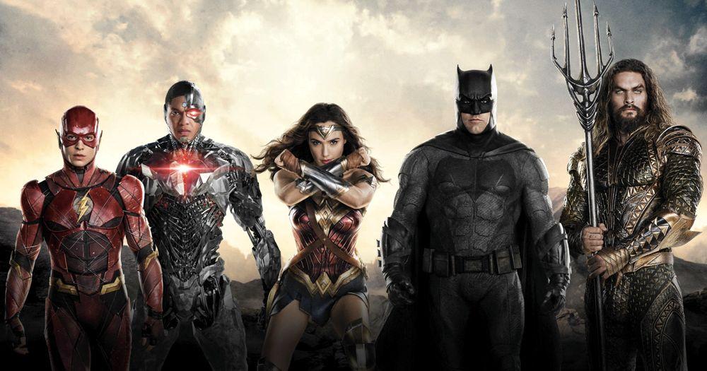 I personaggi e gli attori di Justice League, il nuovo film targato DC Comics