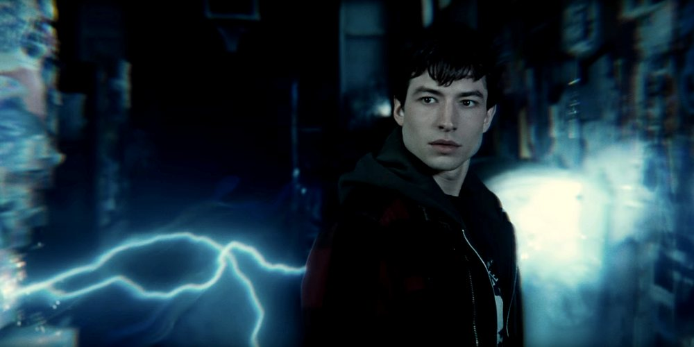 Ezra Miller, interprete di Flash