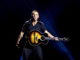 Bruce Springsteen, uno dei più celebri cantanti americani rock