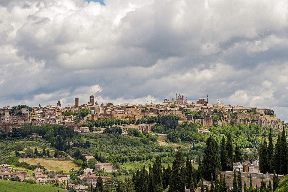 Una panoramica su Orvieto
