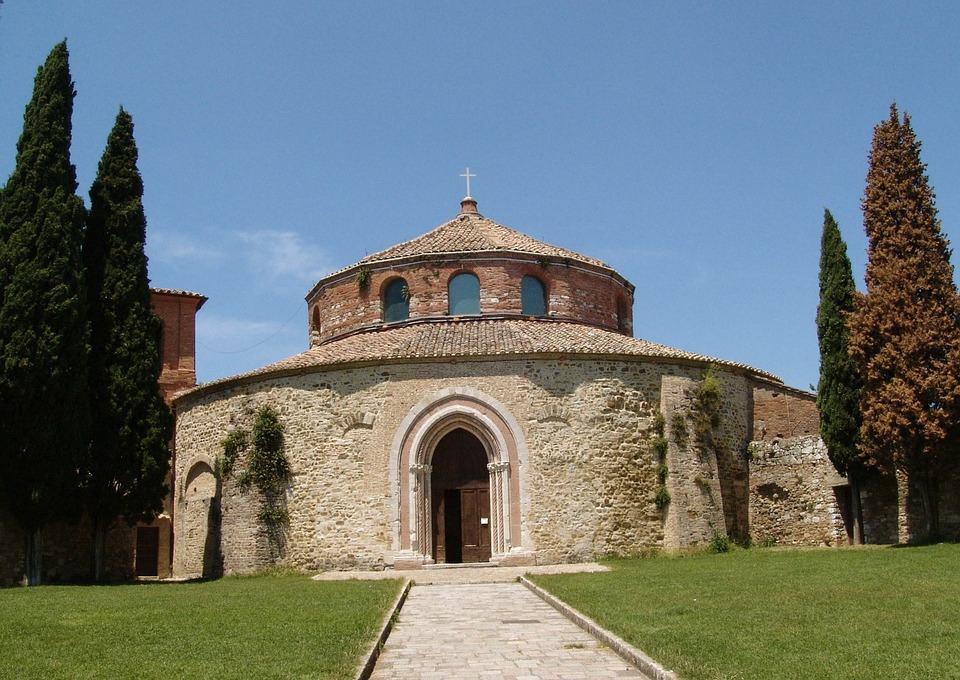 Tempio di Sant'Angelo a Perugia