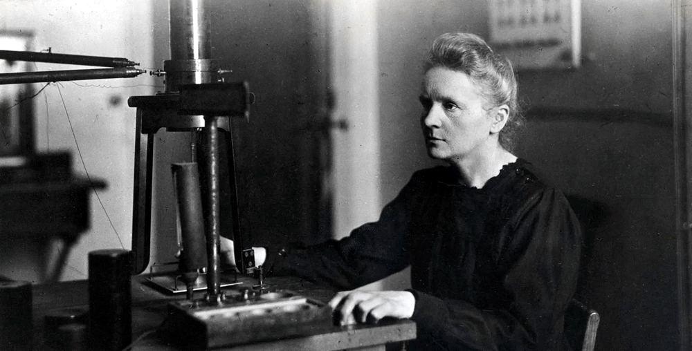Marie Curie, una delle più famose donne celebri della storia