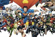 Gli eroi della DC Comics