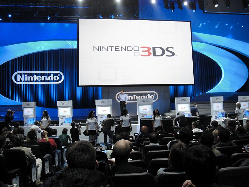 Un Nintendo Media Event dedicato al 3DS del 2010 (foto di popculturegeek.com via Flickr)