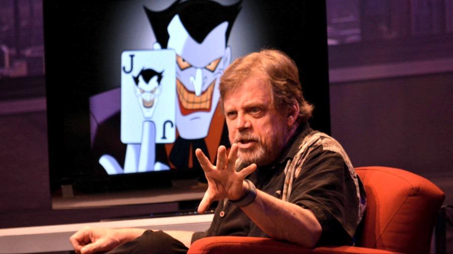 Mark Hamill ha doppiato a lungo il personaggio di Joker