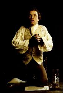 Mark Hamill nei panni di Mozart
