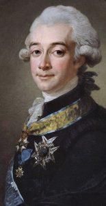 Il conte Hans Axel von Fersen