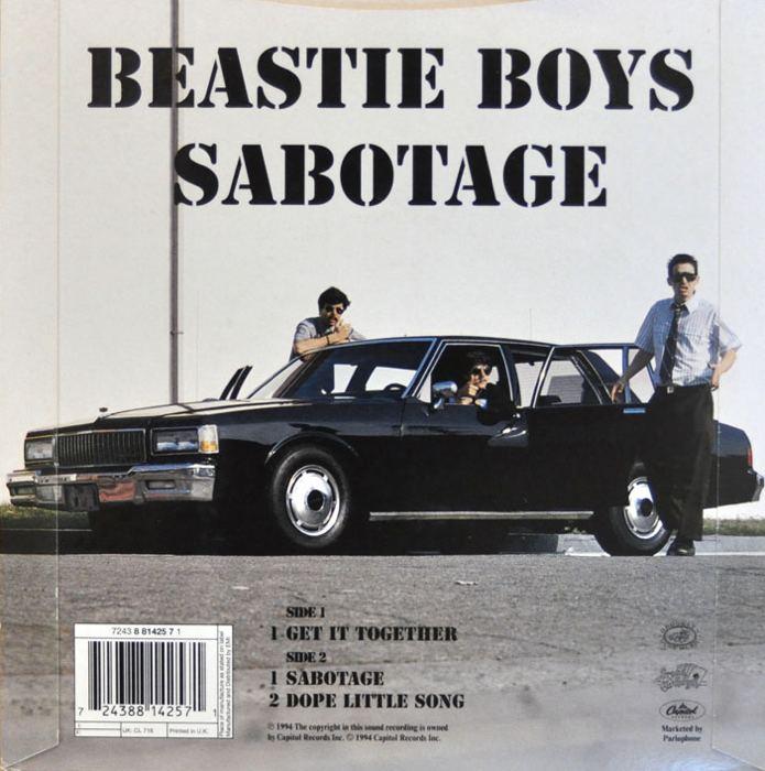 Sabotage dei Beastie Boys