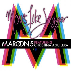 Moves Like Jagger dei Maroon 5 e Christina Aguilera