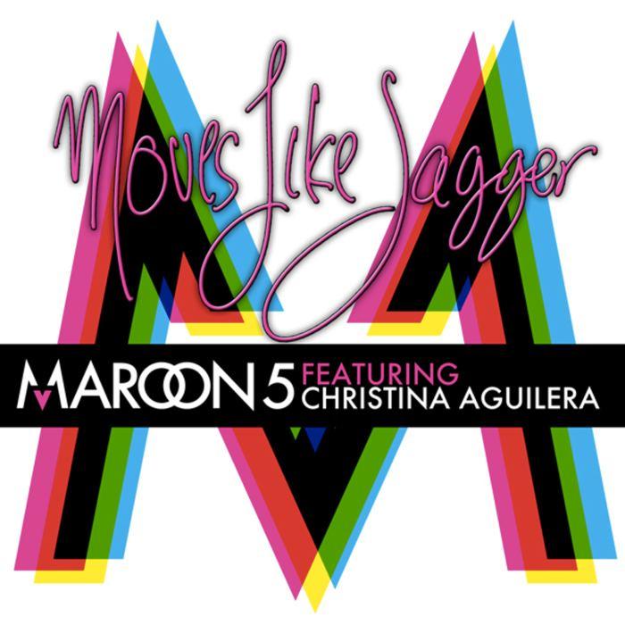 Moves Like Jagger dei Maroon 5 e Christina Aguilera