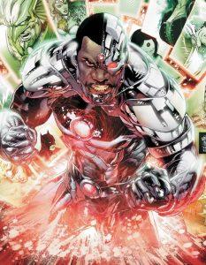 Cyborg, l'eroe della DC Comics