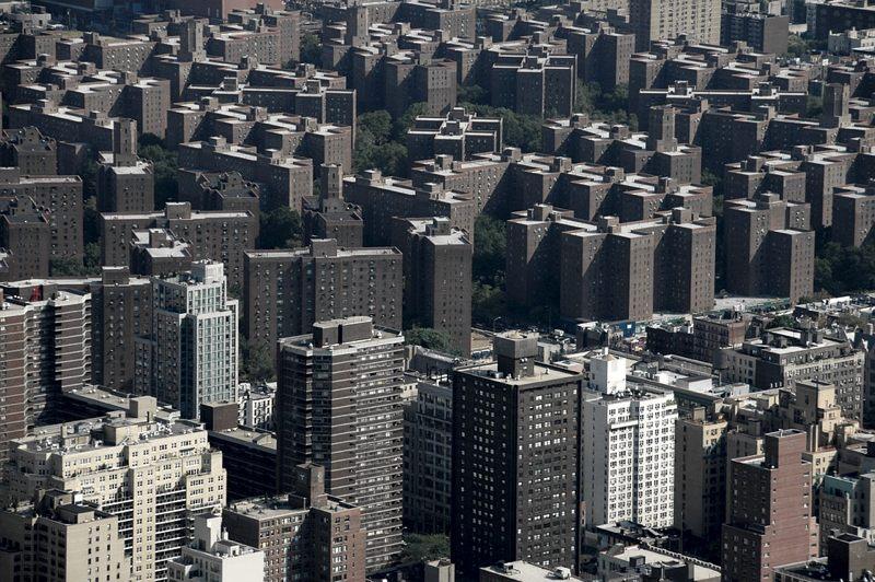 I palazzi del Bronx