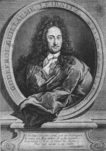 Leibniz contribuì notevolmente alla popolarità della tecnica della conversione fonetica