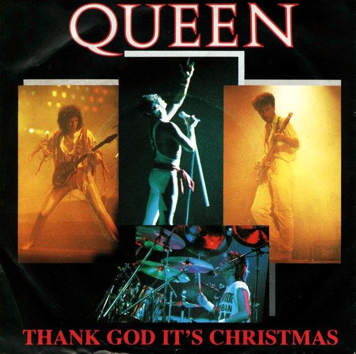 Thank God It's Christmas dei Queen