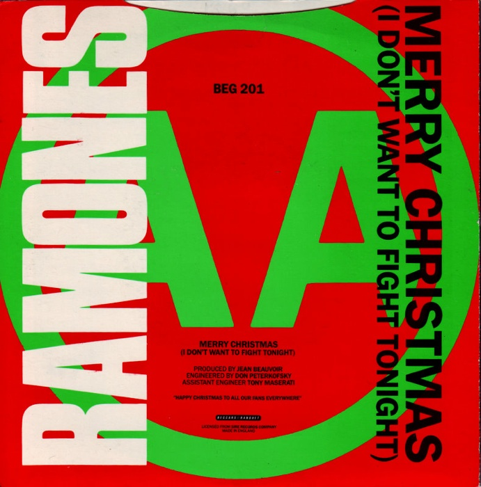 Merry Christmas dei Ramones