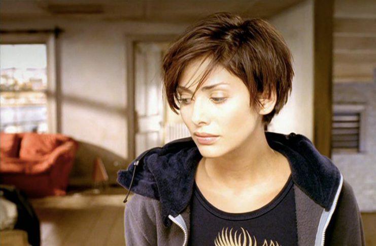 Natalie Imbruglia nel famoso video di Torn